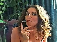 Jamie Lynn: Sensual Smoking Goddess