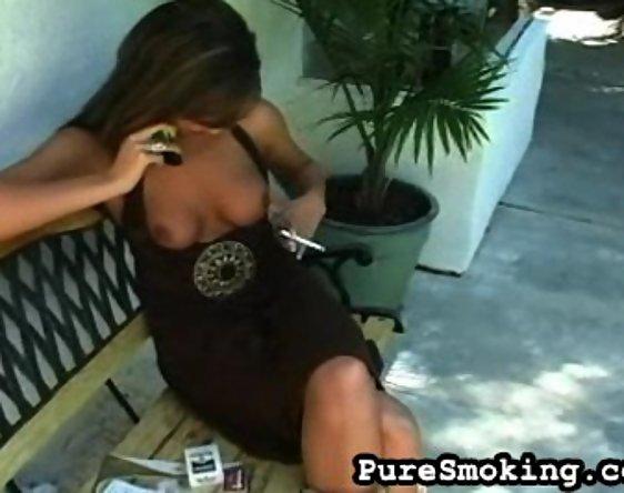 Smoke fetish tube