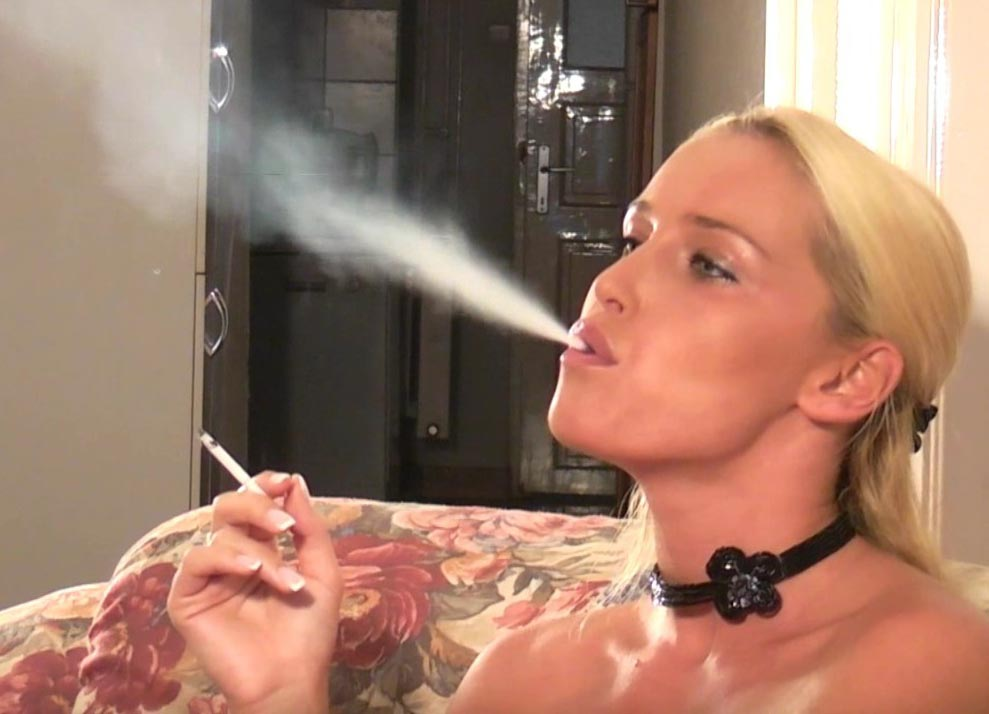 smoking fetish videos